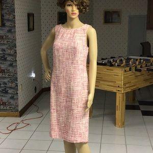 Talbots Vintage Dress. Cotton weave.